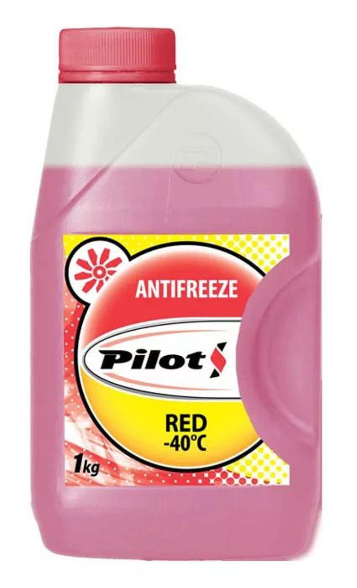 Антифриз Pilots Red Line, цвет: красный, -40°С, 1 л3208Готовый к применению антифриз Pilots Red Line предназначен для использования в системах охлаждения двигателей внутреннего сгорания современных автомобилей отечественного и зарубежного производства. Этиленгликоль, входящий в состав антифризов, помимо понижения температуры замерзания приводит к повышению температуры кипения охлаждающей жидкости, что является дополнительным преимуществом при эксплуатации автомобилей в теплое время года. Обеспечивает надежную работу системы охлаждения при температуре окружающей среды от -40°C до +50°С.