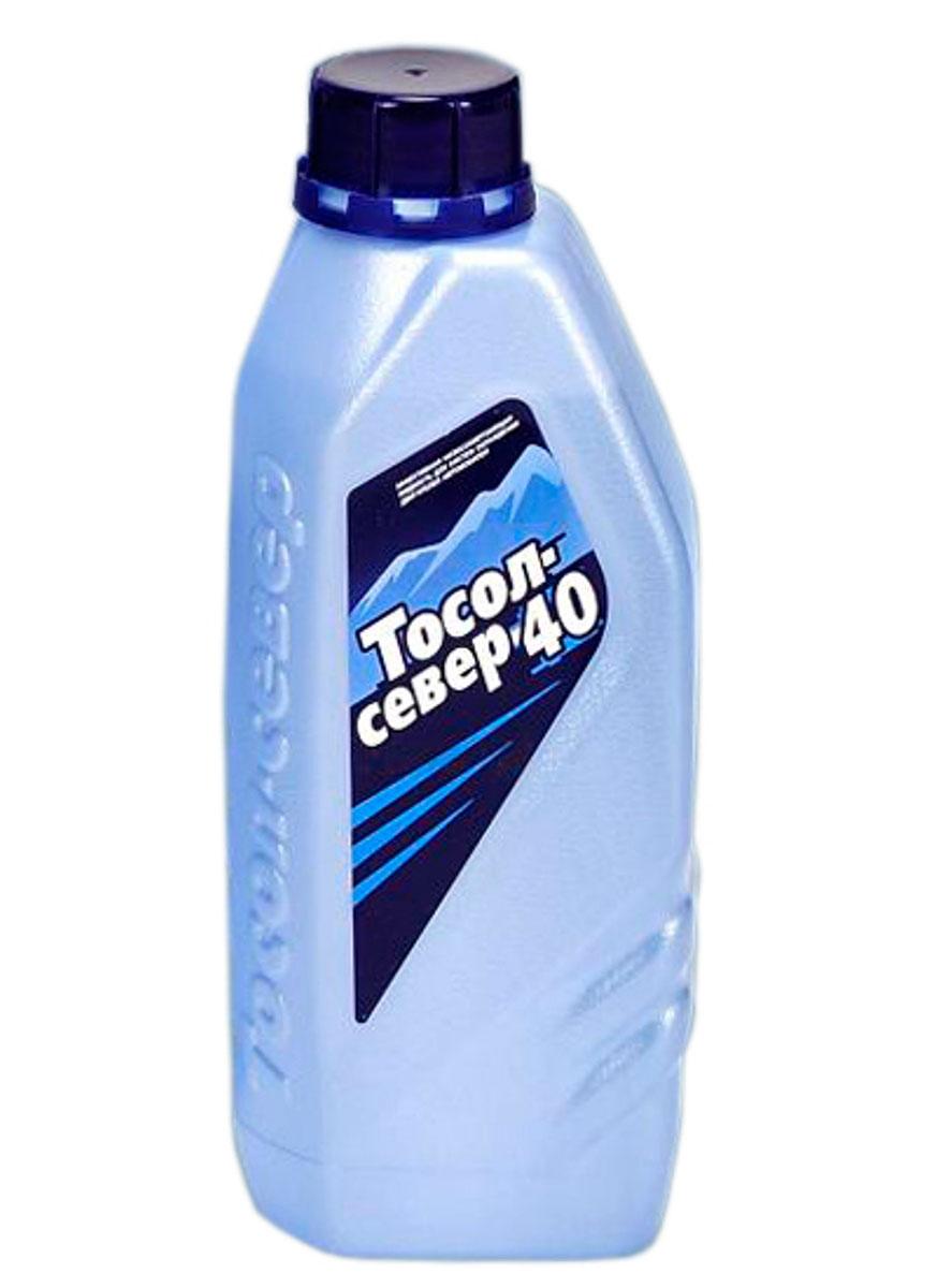 Тосол Север 40, 1 лTS 20010круглогодично используемая низкозамерзающая, охлаждающая жидкость с мощным антикоррозионным эффектом, готовая к применению.