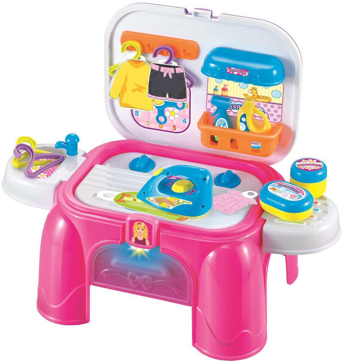 1TOY Игровой набор Профи Хозяюшка 2 в 1 - Сюжетно-ролевые игрушки