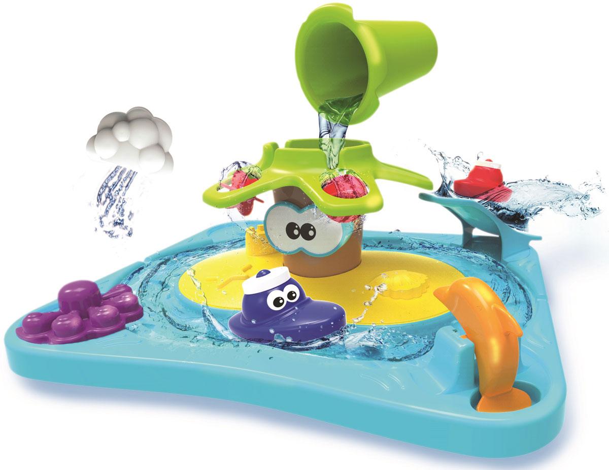 Kidz Delight Игрушка для ванной Островок приключений смартфон 1toy обучающий kidz delight i lol