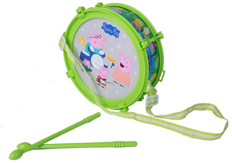 Свинка Пеппа Игровой набор Барабан Пеппы