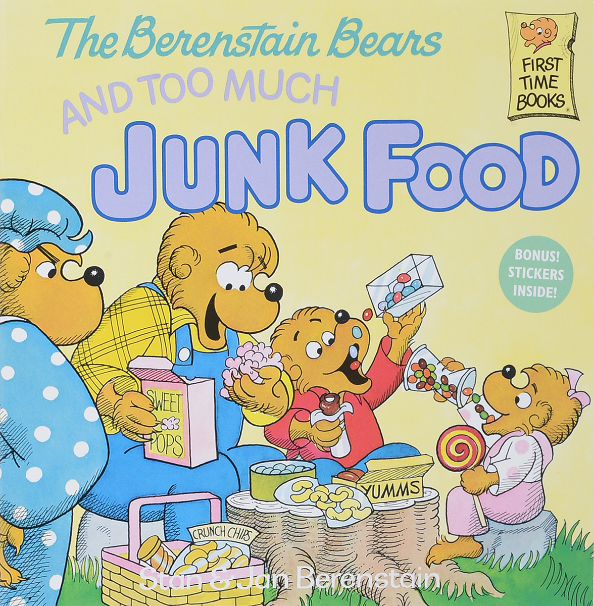 The Berenstain Bears and Too Much Junk Food 50 ways to improve your business english without too much effort