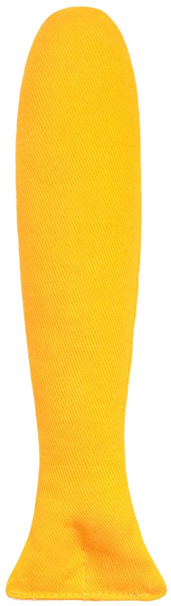 Игрушка для кошек Smart Textile Аппетитная рыбка, цвет: желтыйGC530Игрушки с Кошачьей мятой 18 см. – «Грызи и царапай всеми лапами одновременно!»Игрушки серии «Грызи и царапай всеми лапами одновременно!» - специально разработаны для максимального погружения Вашего питомца в процесс игры. Наполнитель из 100% кошачьей мяты обязательно привлечет внимание Вашего любимца к игрушке, а ее большой размер идеально подойдет для активной игры - ведь четвероногий питомец сможет не только кусать и грызть игрушку, но и царапать всеми лапами одновременно! Эта игра приведет в тонус мышцы всего тела, как если бы Ваш любимец охотился или лазал по деревьям.