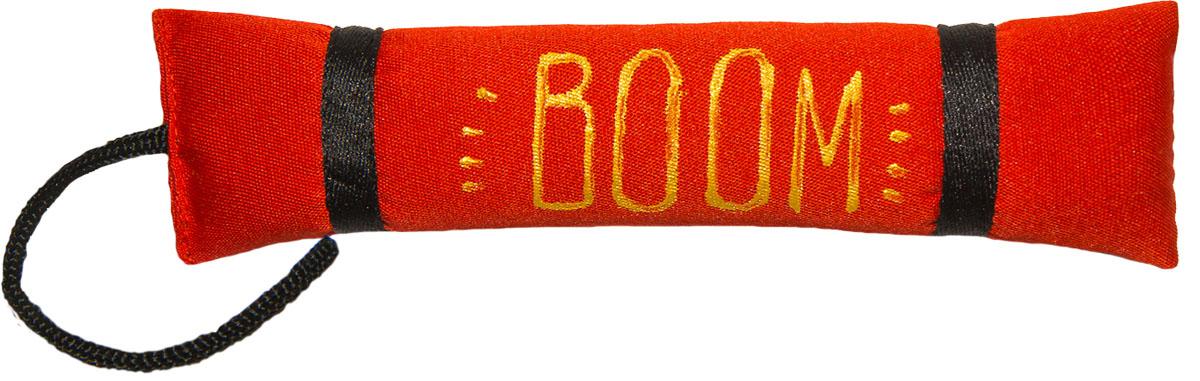 Игрушка для кошек Smart Textile Вoom, с декором, цвет: красный, 18 смGC585Игрушки с Кошачьей мятой 18 см. – «Грызи и царапай всеми лапами одновременно!»Игрушки серии «Грызи и царапай всеми лапами одновременно!» - специально разработаны для максимального погружения Вашего питомца в процесс игры. Наполнитель из 100% кошачьей мяты.