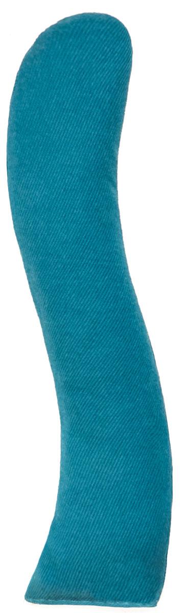 Игрушка для кошек Smart Textile Змейка, с кошачьей мятой, цвет: синий, 18 смGC329Оригинальная игрушка Smart Textile Змейка со 100% натуральной кошачьей мятой обязательно привлечет внимание вашего любимца, а ее большой размер идеально подойдет для активной игры - ведь четвероногий питомец сможет не только кусать и грызть игрушку, но и царапать всеми лапами одновременно! Эта игра приведет в тонус мышцы всего тела, как если бы ваш любимец охотился.