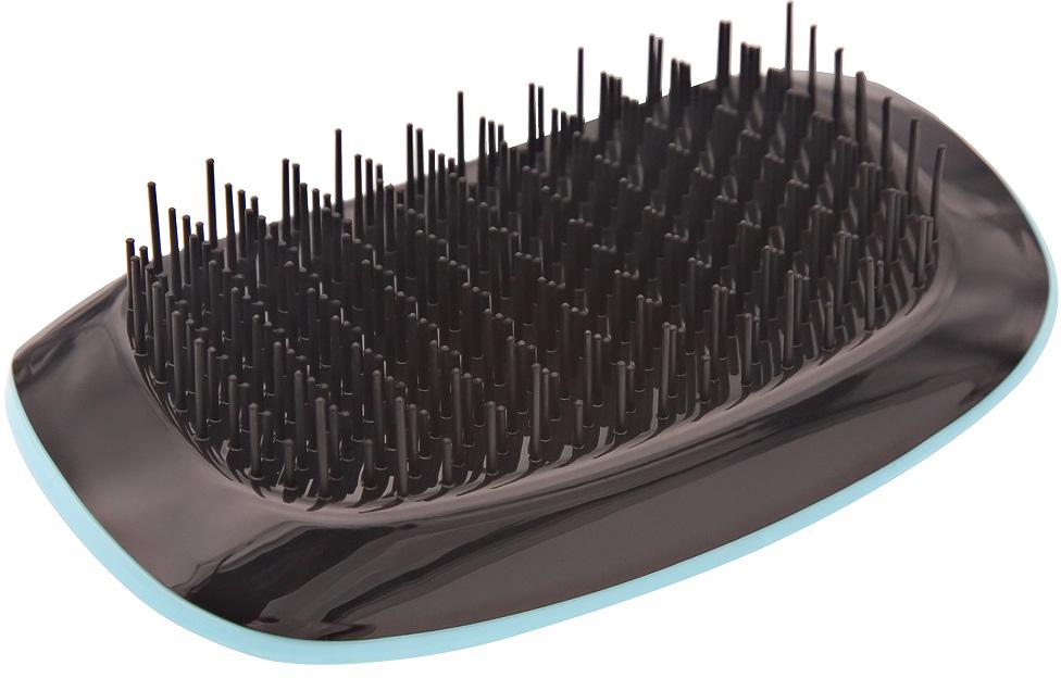 Beautypedia Распутывающая расческа Tangle Mouse, цвет: бирюзовый2000531694301Расческа Beautypedia Tangle Mouse легко справляется с запутанными, длинными, мокрыми волосами, прекрасно прочесывает даже самую густую шевелюру, обладает антистатическим эффектом, легко расчесывает пряди от корней до самых кончиков, не повреждая и не выдирая волосы. Перед расчесыванием можно нанести сыворотку, маску или кондиционер. Расческа имеет привлекательный дизайн и компактные размеры, но самое главное - она делает массаж головы в соответствии с принципами традиционной китайской медицины. Щетинки стимулируют энергетические меридианы и рефлексогенные зоны, что благотворно влияет на вегетативную нервную систему. Благодаря оптимальной степени твердости щетины, волосы распутываются легко и без вытягивания.