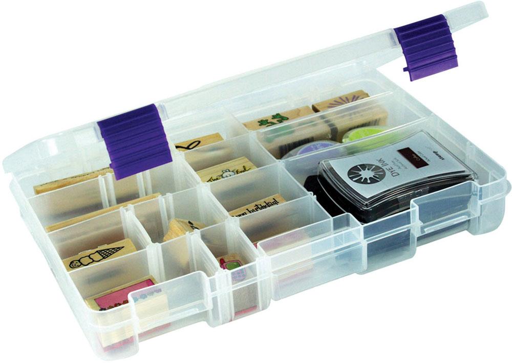 Коробка рыболовная Plano, для приманок, 5-20 отсеков кошелек для лидеров tiemco leader file red