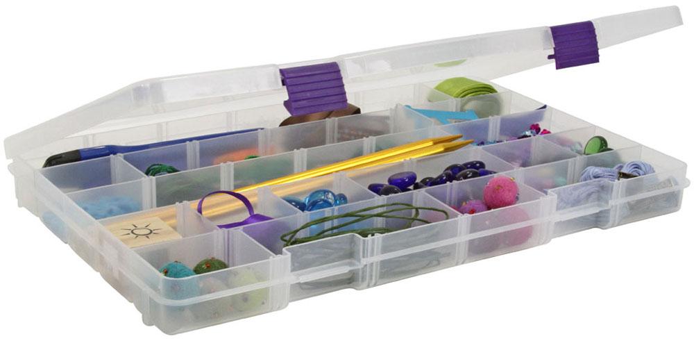 Коробка рыболовная Plano, для приманок, 4-24 отсеков2-3700-00Коробка для хранения и транспортировки снастей и приманок. Классическая модель StowAways. Данный бокс может, как входит в состав ящиков Plano, так и использоваться отдельно. Сменные делители дают возможность создания от 4 до 24 отсеков. Цвет прозрачный/замки серые. Габариты: 35,6 x 29,2 x 5,1 см.