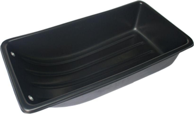 Санки-ледянки рыбацкие Экструзион изготовлены из полиэтилена низкого давления (ПНД). Данный материал по своим физико-механическим свойствам идеально подходит для производства такой продукции, как сани. В наших условиях эксплуатации, когда температура воздуха изменяется в пределах от +40 до -40°С, запас прочности материала позволяет выдерживать перепады температуры от +55 до -55°С. Конструкция саней-волокуш для зимней рыбалки дает им возможность уверенно проходить как по глубокому снегу, так и по накатанной ледяной дорожке. Устойчивость - одно из главных достоинств зимних саней. Из-за их довольно большой ширины они проходят практически по любым торосам. Борта средней высоты позволяют загрузить в рыбацкие сани требуемое количество снаряжения и улова.