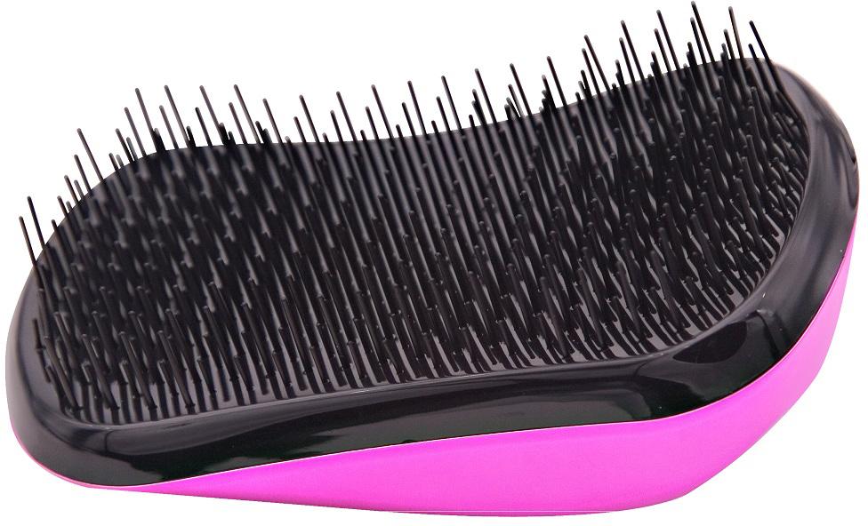 Beautypedia Распутывающая расческа Premium, цвет: фуксия2000531694332Расческа Beautypedia premium легко справляется с запутанными, длинными, мокрыми волосами, прекрасно прочесывает даже самую густую шевелюру, обладает антистатическим эффектом, легко расчесывает пряди от корней до самых кончиков, не повреждая и не выдирая волосы. Перед расчесыванием можно нанести сыворотку, маску или кондиционер. Расческа имеет привлекательный дизайн и компактные размеры, что сделает ее незаменимым аксессуаром в вашей сумочке.