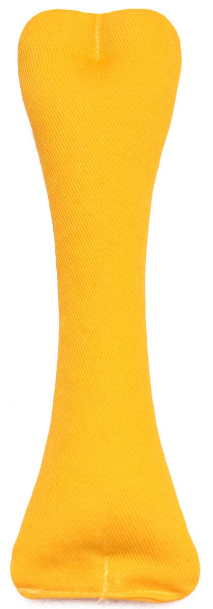 Игрушка для кошек Smart Textile Сахарная косточка, цвет: желтыйGC561Игрушки с Кошачьей мятой 18 см. – «Грызи и царапай всеми лапами одновременно!»Игрушки серии «Грызи и царапай всеми лапами одновременно!» - специально разработаны для максимального погружения Вашего питомца в процесс игры. Наполнитель из 100% кошачьей мяты обязательно привлечет внимание Вашего любимца к игрушке, а ее большой размер идеально подойдет для активной игры - ведь четвероногий питомец сможет не только кусать и грызть игрушку, но и царапать всеми лапами одновременно! Эта игра приведет в тонус мышцы всего тела, как если бы Ваш любимец охотился или лазал по деревьям.