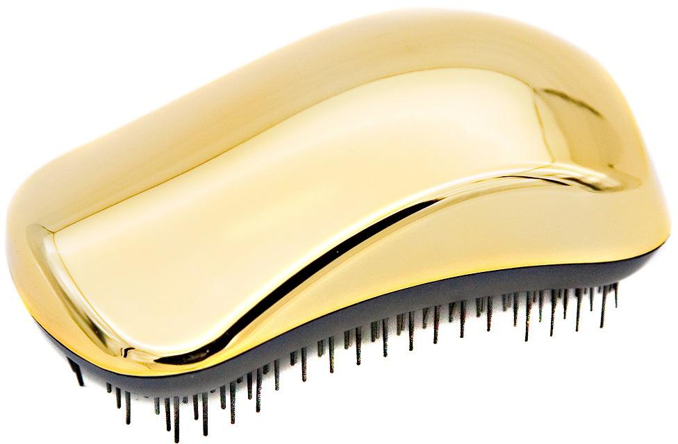 Beautypedia Распутывающая расческа Premium, цвет: золотистый2000531696947Расческа Beautypedia premium легко справляется с запутанными, длинными, мокрыми волосами, прекрасно прочесывает даже самую густую шевелюру, обладает антистатическим эффектом, легко расчесывает пряди от корней до самых кончиков, не повреждая и не выдирая волосы. Перед расчесыванием можно нанести сыворотку, маску или кондиционер. Расческа имеет привлекательный дизайн и компактные размеры, что сделает ее незаменимым аксессуаром в вашей сумочке.