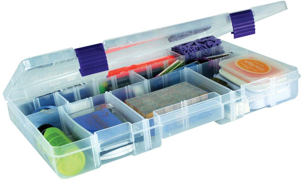 Коробка рыболовная Plano, для приманок, 3-28 отсеков2-3750-00Коробка для приманок Plano сделана из прозрачного пластика с регулируемыми отсеками. Максимальное использование объема. Надежная система замков. Размер: 35,6 х 23,2 х 5,1 см.