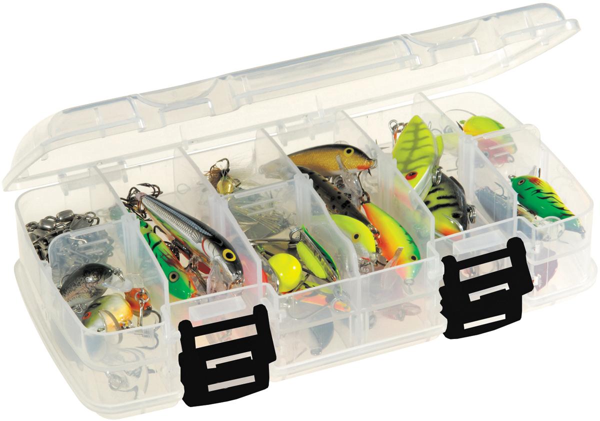 Коробка рыболовная Plano, для приманок, 12-18 отсеков