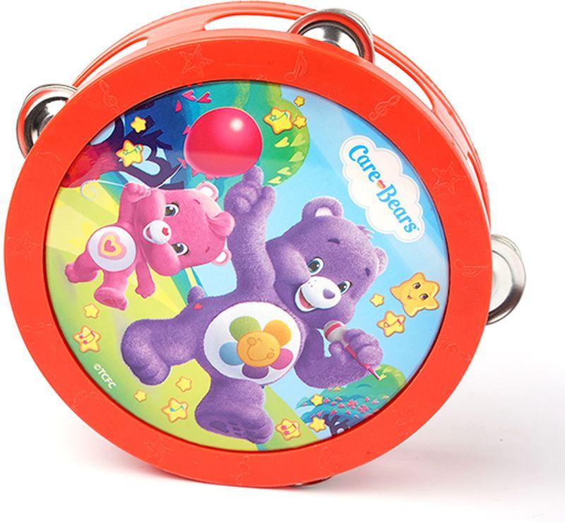 Заботливые мишки Музыкальный инструмент Звонкий бубен игрушечный инструмент