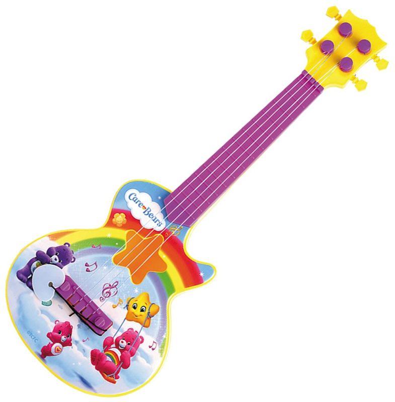 Заботливые мишки Музыкальный инструмент Гитара с медиатором