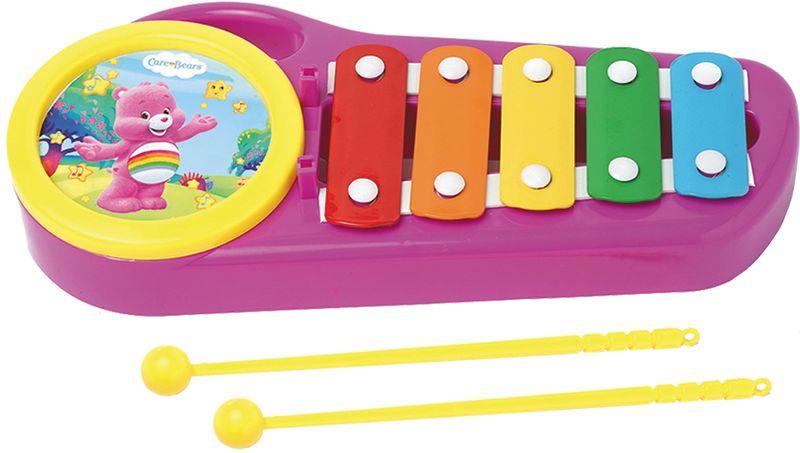 Заботливые мишки Музыкальный инструмент Металлофон