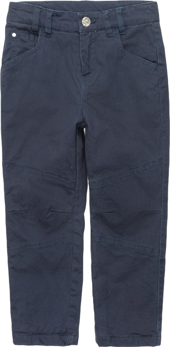 Брюки для мальчика Acoola Buran, цвет: темно-синий. 20120160128. Размер 11620120160128Стильные утепленные брюки для мальчика Acoola идеально подойдут вашему моднику. Изделие выполнено из качественного материала. Модель застегивается на комбинированную застежку. На поясе предусмотрены шлевки для ремня. Такие брюки займут достойное место в гардеробе вашего ребенка.