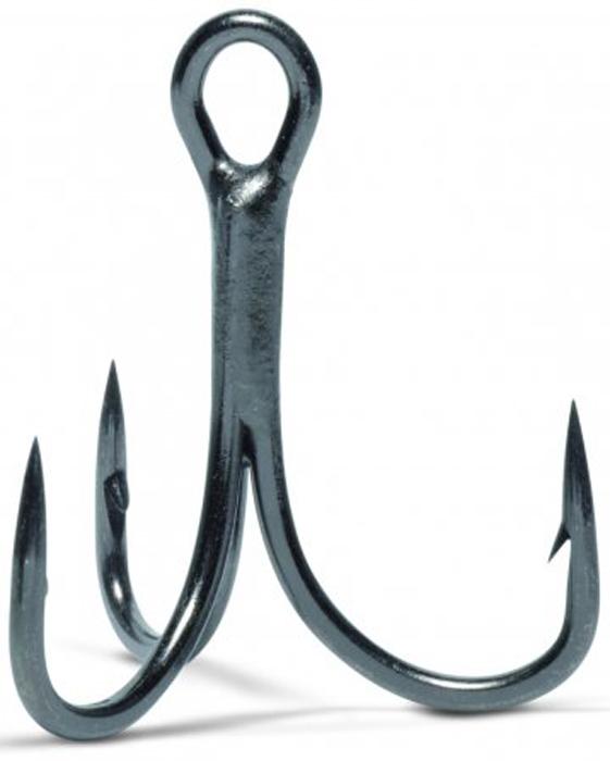 Крючки рыболовные VMC №4, 5 шт. 7554BN