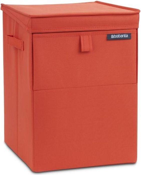 Сумка для белья Brabantia, модульная, цвет: красный, 35 л. 109362