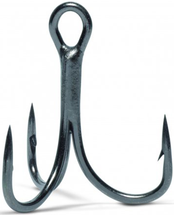 Крючок рыболовный VMC №10, 5 шт. 7554BN7554BN-10-EУсиленный в 2 раза крючок теперь доступен в 4 новых размерахСупер-острое жало VMC Needle PointИдеально сбалансирован