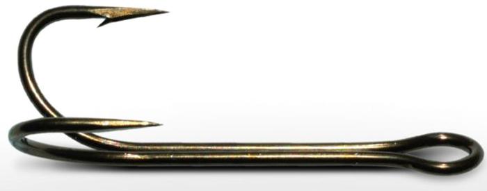 Крючок рыболовный VMC №1, 10 шт. 8918BZ