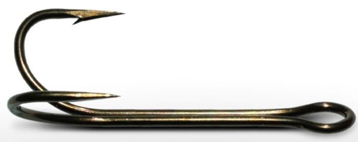 Крючки рыболовные VMC №2, 10 шт. 8918BZ8918BZ-02-DИдеальный крючок для монтажа оснастокДва жала развернуты под углом 90°Удлиненное цевьеИдеален при ловле на силиконовые приманки