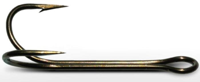 Крючки рыболовные VMC №4, 10 шт. 8918BZ