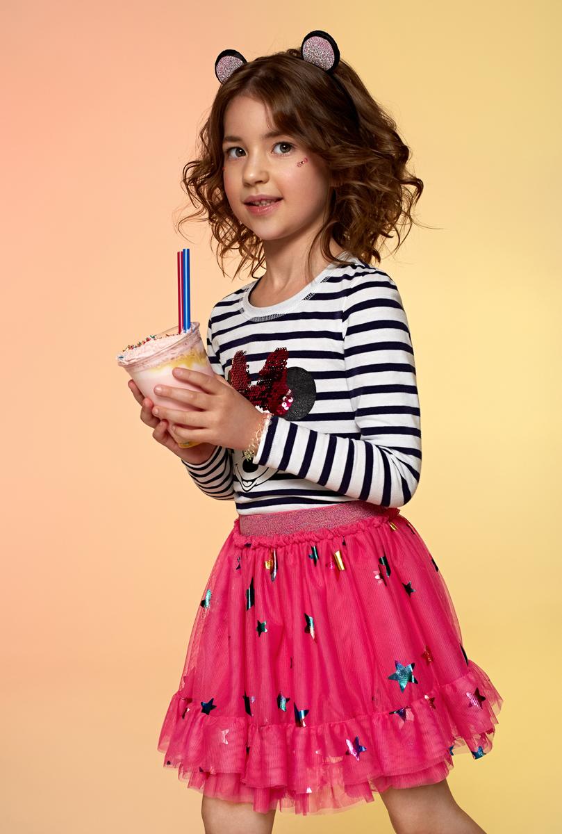 Лонгслив для девочки Acoola Perth, цвет: разноцветный. 20220100128. Размер 10420220100128Лонгслив для девочки Acoola выполнен из хлопка и эластана. Модель с круглым вырезом горловины и длинными рукавами.