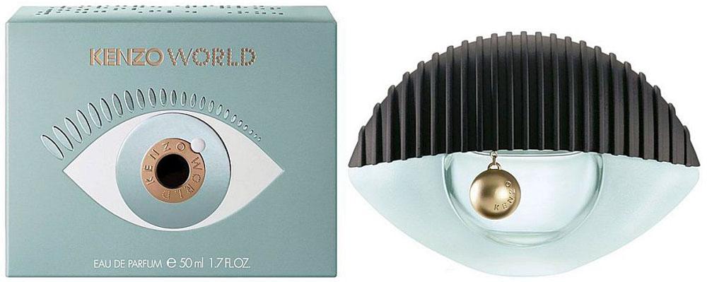 Kenzo World lady парфюмерная вода женская, 50 мл988467Верхние ноты: пион, белые цветы; Средние ноты: египетский жасмин; Базовые ноты: амброксан