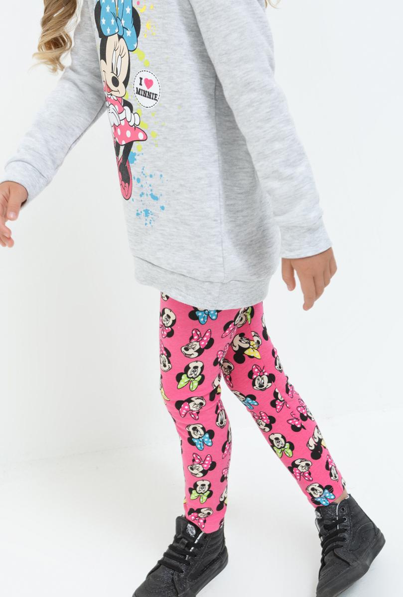 Рейтузы для девочки Acoola Cairns, цвет: разноцветный. 20220160134. Размер 12820220160134Уютные рейтузы для девочки Acoola идеально подойдут вашему ребенку в холодную погоду. Рейтузы на талии имеют широкую эластичную резинку, благодаря чему они не сдавливают животик ребенка и не сползают. Они очень удобные и плотно облегают ножки ребенка. Рейтузы можно носить с удлиненным свитером, как полноценный низ, а также они могут быть дополнительным теплым слоем в сочетании с брюками или комбинезоном.