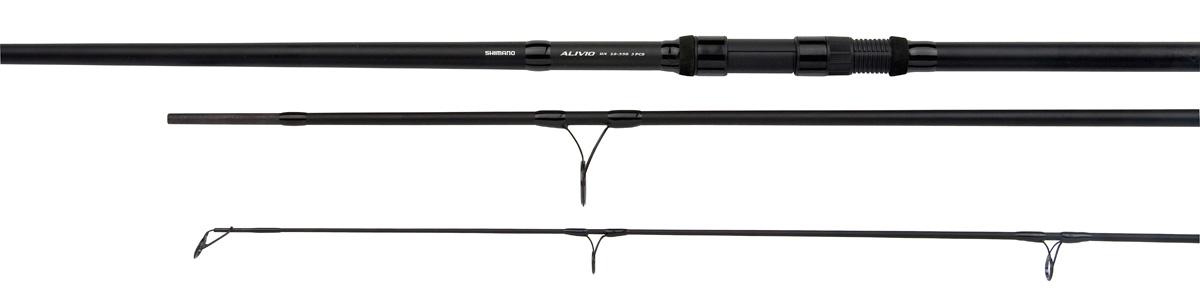 Удилище Shimano Alivio DX Specimen, 12-350, 3 PcsALDX123503Карповые удилища ALIVIO Specimen созданы для рыболовов на малом бюджете, но имеют многие признаки более дорогих моделей. Обладая великолепным забрасывающим и игровым действием, с красивой приглушенной косметикой, ALIVIO идеальны в использовании и не стоят состояния. Производятся 10 моделей на выбор, включая четыре 3-х секционные опции.