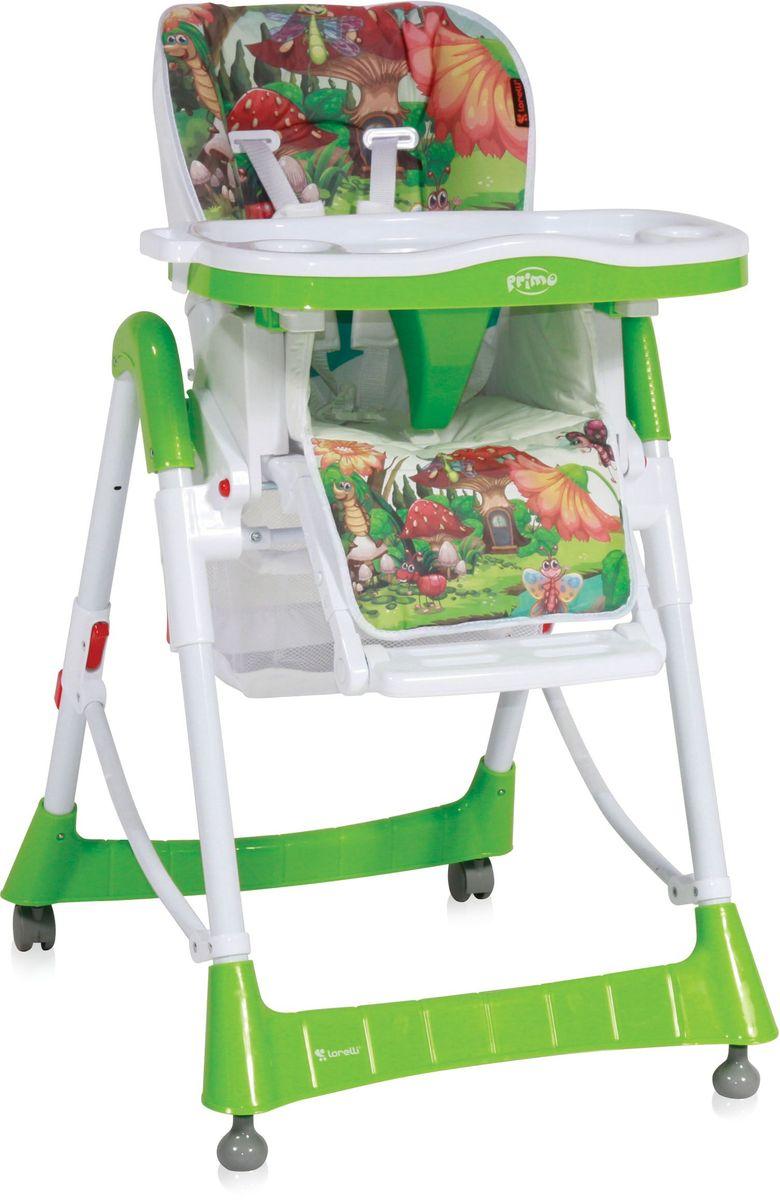 Lorelli Стульчик для кормления Primo зеленый 10100051721