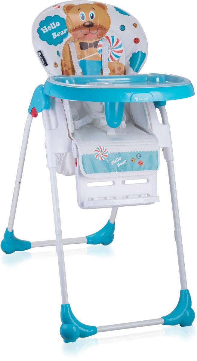 Lorelli Стульчик для кормления Oliver синий 10100251718 детские стулья для кормления