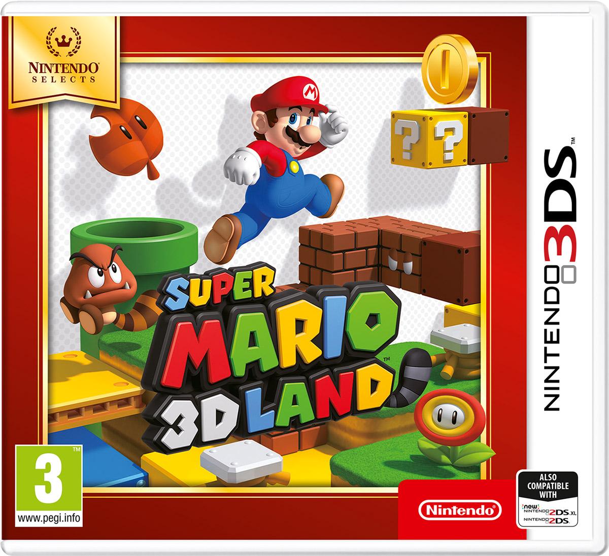 Nintendo Selects Super Mario 3D Land (3DS) работы марио тестино