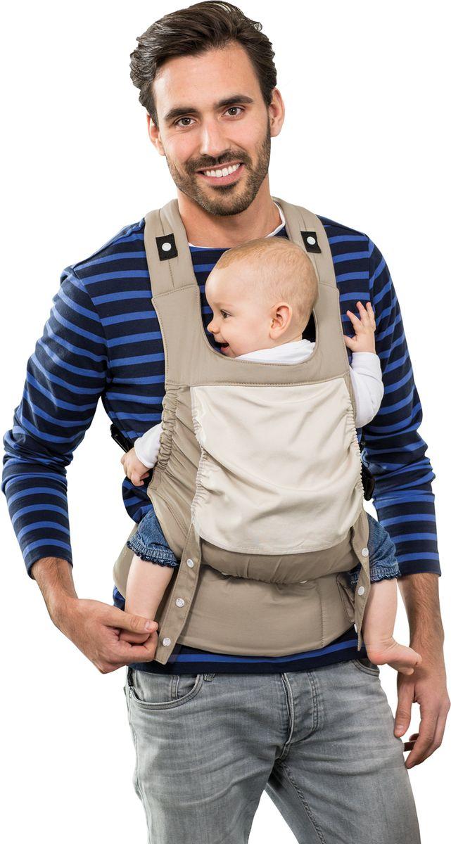 Amazonas Эргономичный слинг-рюкзак Amazonas Smart Carrier цвет песочный -  Рюкзаки, слинги, кенгуру