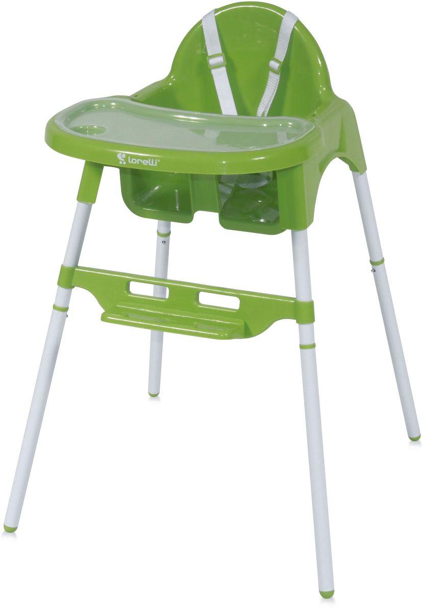 Lorelli Стульчик для кормления Amaro зеленый 10100292 стульчики для кормления lorelli стульчик для кормления lorelli candy