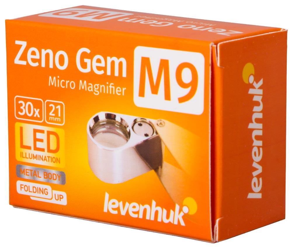 Levenhuk Zeno Gem M9лупа Levenhuk