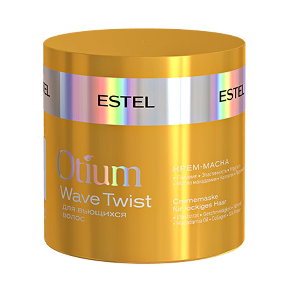 Estel Otium Twist Шелковая маска для вьющихся волос 300 млOTM.5Estel Otium Twist Шелковая маска для вьющихся волос. Кремовая маска с комплексом Twist Cаre, коллагеном и протеинами шёлка интенсивно ухаживает за вьющимися волосами, увлажняет и питает их. Придаёт волосам роскошную мягкость и шелковистость, наполняет блеском. Обеспечивает управляемость непослушных локонов и облегчает создание любого фантазийного стайлинга. Уважаемые клиенты! Обращаем ваше внимание на возможные изменения в дизайне упаковки. Качественные характеристики товара остаются неизменными. Поставка осуществляется в зависимости от наличия на складе.