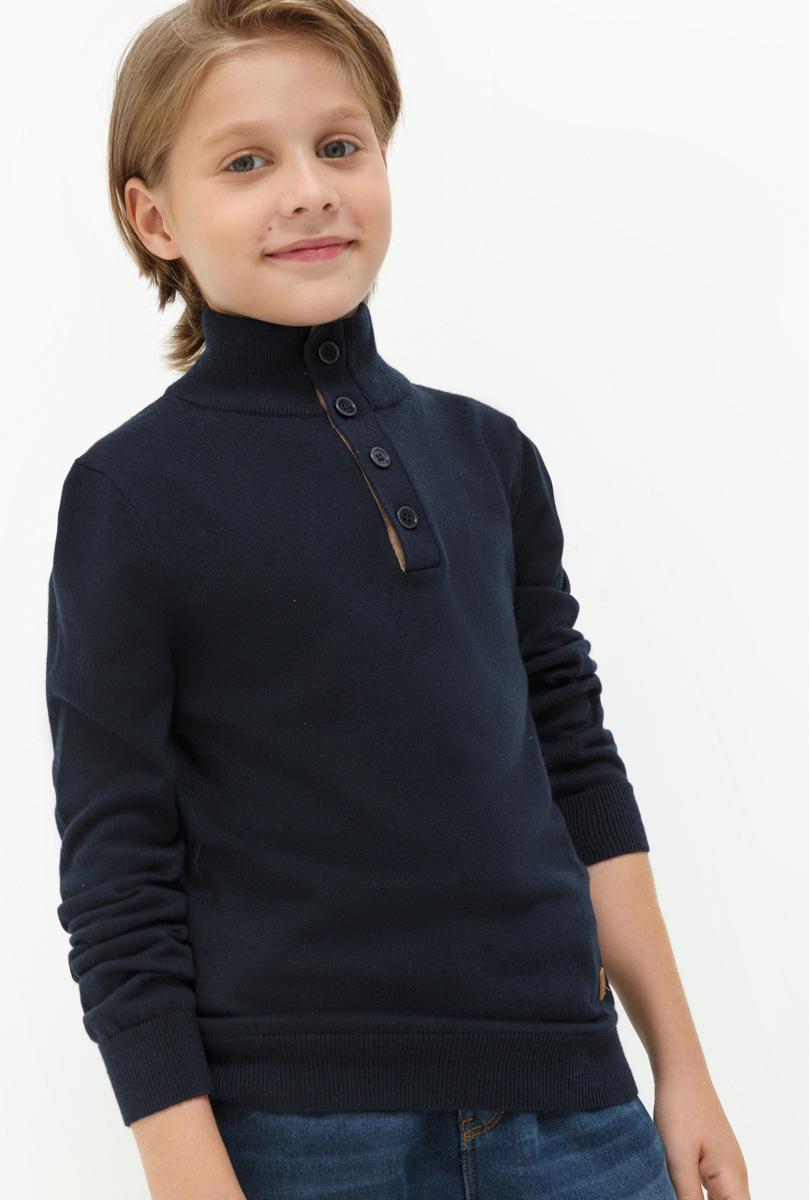 Джемпер для мальчика Acoola Ferrari, цвет: темно-синий. 20110310046. Размер 140 кардиган acoola acoola ac008ebnmf36