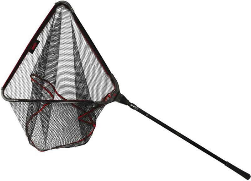Подсачек Rapala, раскладываемый, длина 75 см, глубина 90 см, диаметр 50 см