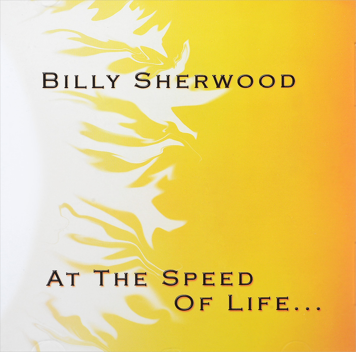 Билли Шервуд Billy Sherwood. At The Speed Of Life… билли оушен billy ocean ultimate collection