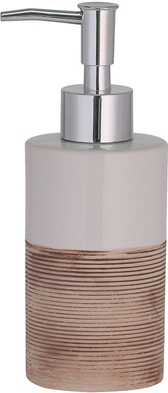 Дозатор для жидкого мыла Axentia Rimini. 126712 диспенсер для жидкого мыла axentia vanja 17 х 7 5 х 7 5 см