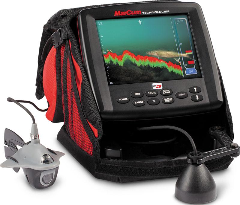 Подводная камера  MarCum . LX-9+Sonar - Рыбалка
