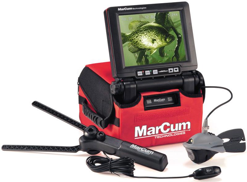 Подводная камера  MarCum . VS825SD - Рыбалка