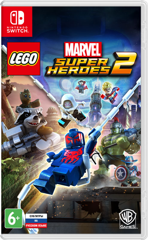 LEGO Marvel Super Heroes 2 (Nintendo Switch), TT Games Publishing Ltd.
