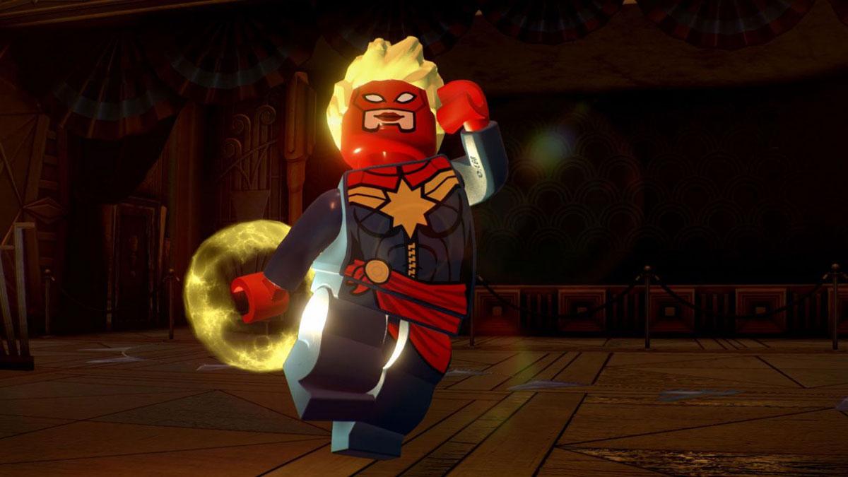 LEGO Marvel Super Heroes 2 (PS4) TT Games Publishing Ltd.