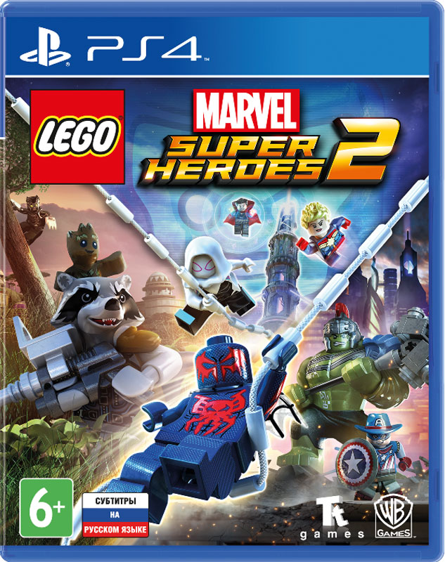 LEGO Marvel Super Heroes 2 (PS4), TT Games Publishing Ltd.