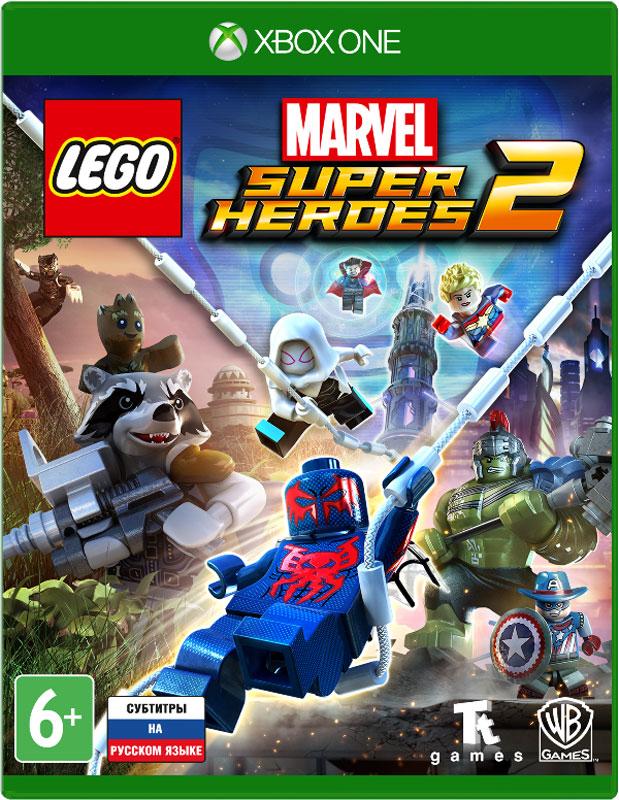 Zakazat.ru: LEGO Marvel Super Heroes 2 (Xbox One)