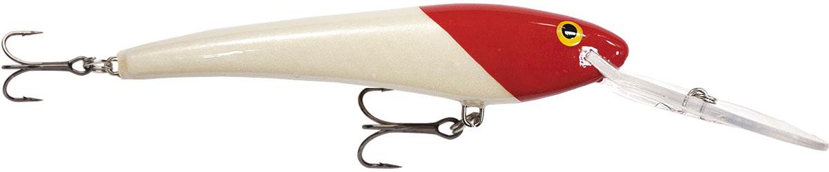 Воблер Rapala, длина 11 см, вес 18 г. TTM20-RH воблер плавающий rapala scatter rap minnow scrm11 tr 1 8м 2 7м 11 см 6 г